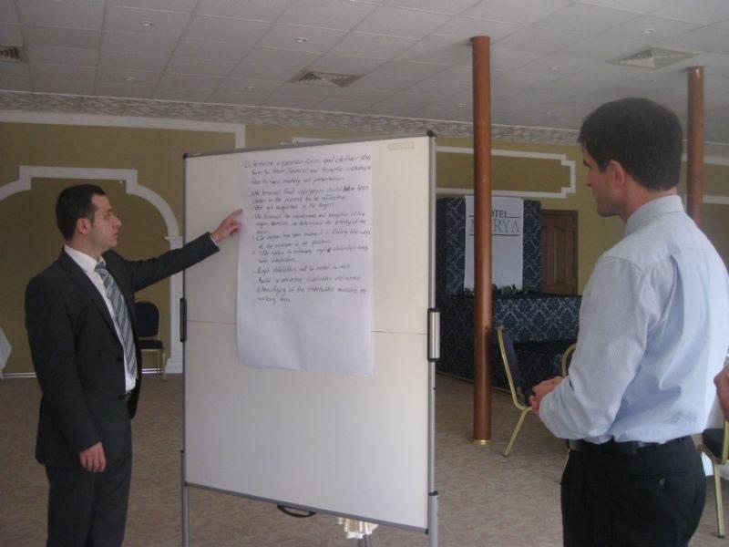 Kalkınma Ajanslarına Yönelik Kapasite Gelişimi Eğitimi