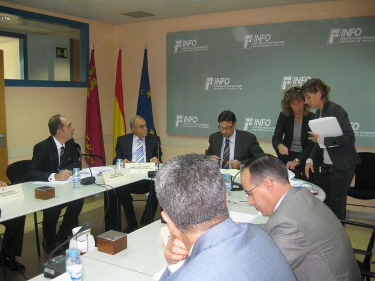 Şanlıurfa Ekibi Tarafından İspanya'nın Murcia Bölgesine Çalışma Gezisi Düzenlendi