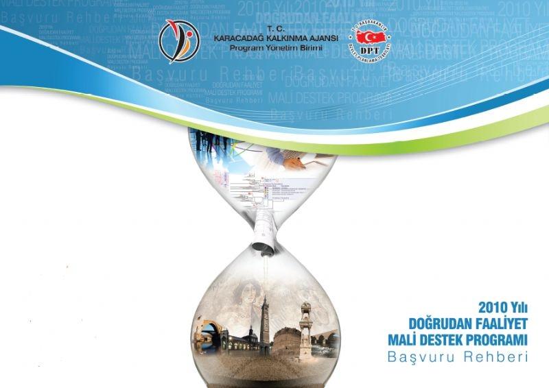 2010 Yılı Doğrudan Faaliyet Mali Destek Programı Çağrısı
