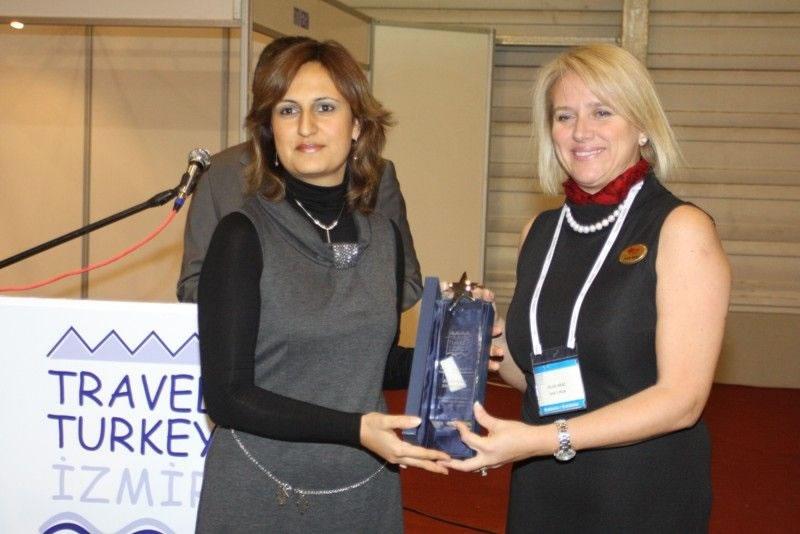 En Yenilikçi Stand Ödülü Ajansımıza Verildi