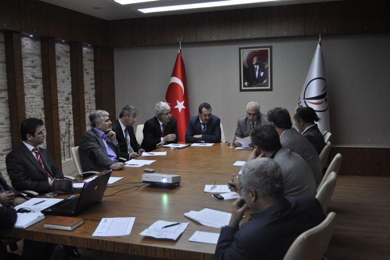 Şanlıurfa Pamuk Platformu İlk Toplantısını Yaptı