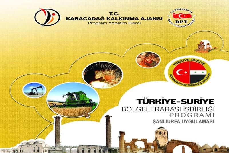 Türkiye ile Suriye İşbirliği İçin Proje Teklif Çağrısı!