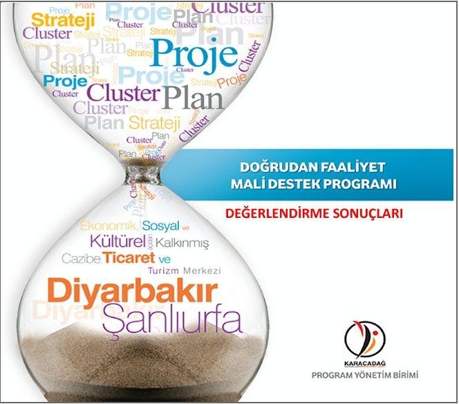 Dfd Programı Başarılı Projeleri Belirlendi!