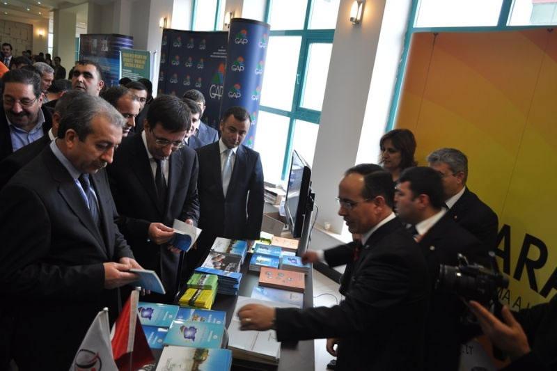 Özel Sektörün Finansman Kaynaklarına Erişimi Toplantısı Diyarbakır'da Düzenlendi