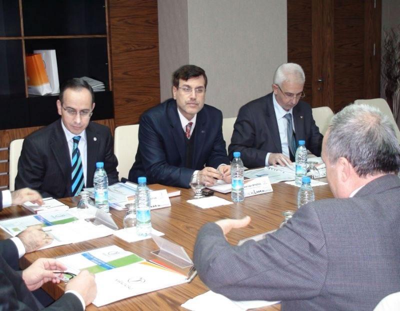 Ajans Yönetim Kurulu Şanlıurfa'da Toplandı
