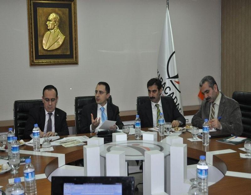 Diyarbakır Tarım Fuar'ı İçin Ortak Akıl Toplantısı