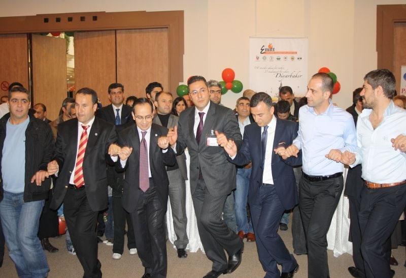 Emıtt'de Karacadağ Kalkınma Ajansı'na Ödül