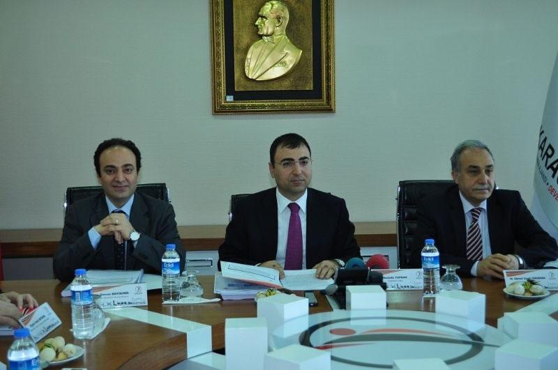 Vali Toprak: Diyarbakır ile Şanlıurfa'nın Enerjisi Gelişmeyi Sağlayacak
