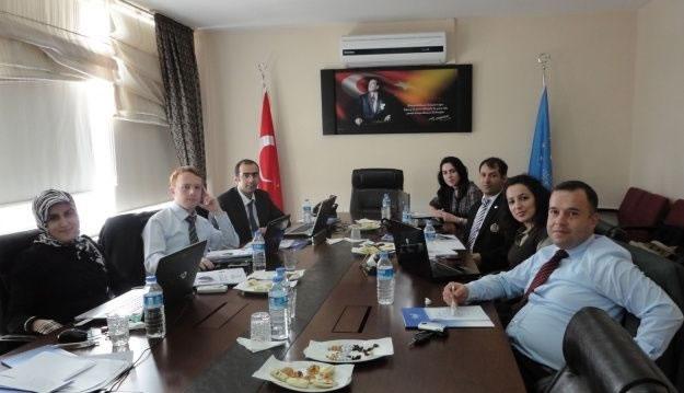 Kalkınma Ajanslarından Türkiye-suriye İçin Sinerji Toplantıları