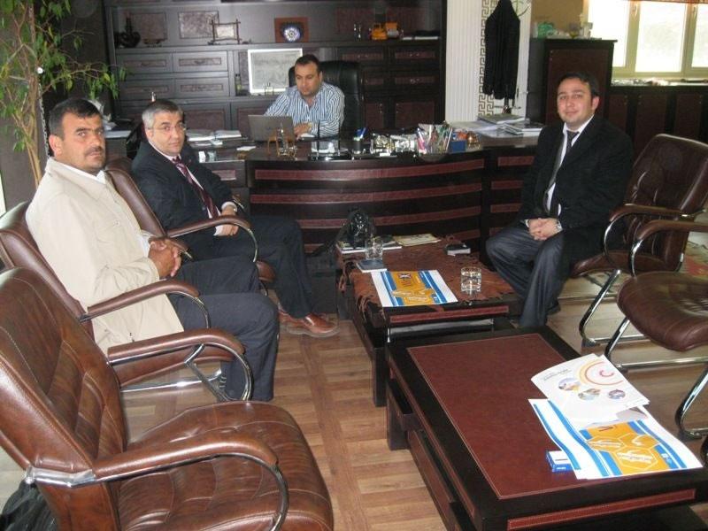 Hasiad Üyelerinden Şanlıurfa'ya Yakın Takip