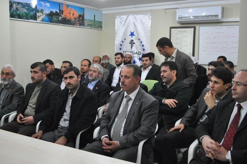 Karacadağ Kalkınma Ajansı Tümsiad Üyeleri ile Buluştu!