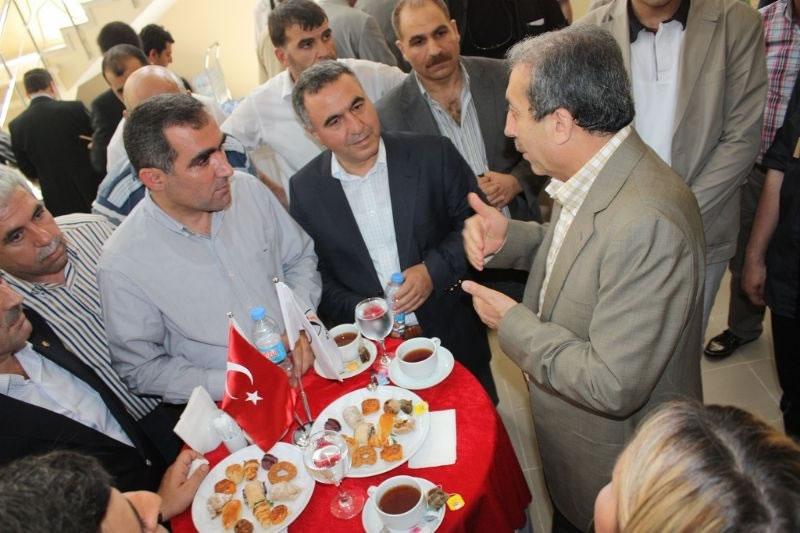 Tarım ve Köyişleri Bakanı Eker: Güneydoğu'yu Kalkındırmaya Kararlıyız!
