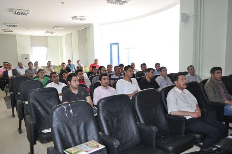 Ajans'tan İşadamlarına Yönelik Hibe Bilgilendirme Toplantısı