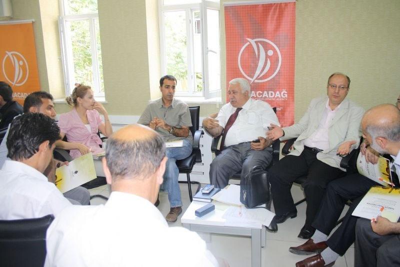 Diyarbakır Turizm Sektörü İçin Beyin Fırtınası
