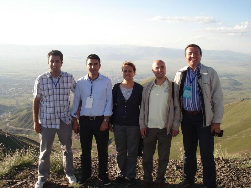 26 Kalkınma Ajansı Erzurum'da Buluştu