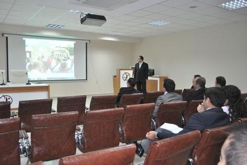 Sanlıurfa'daki Yatırım ve Projeler Ile Ilgili Bilgilendirme