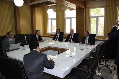 Diyarbakır Şanlıurfa Kalkınma Ajansı Kasım Ayı Yönetim Kurulu Toplantısı Yapıldı