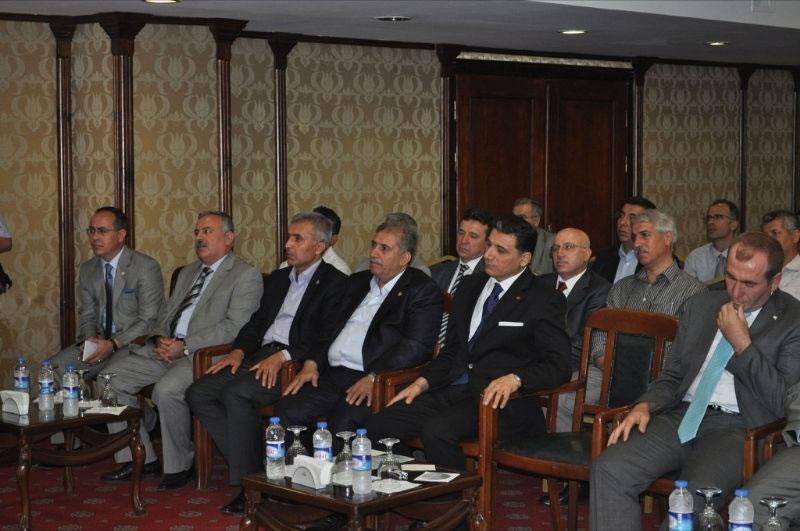 Şanlıurfa'da Fuar ve Kongre Merkezi İçin Çalıştay Gerçekleştirildi
