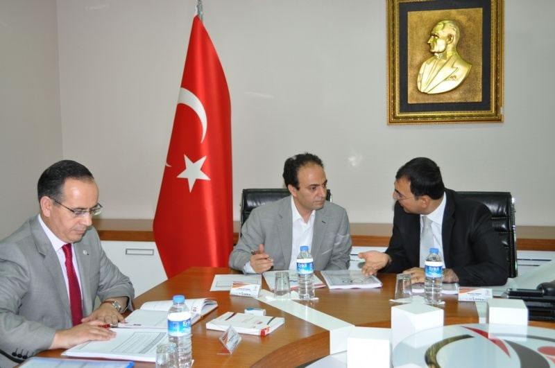 Ajans Yönetim Kurulu 2011'in İlk Yarısını Değerlendirdi