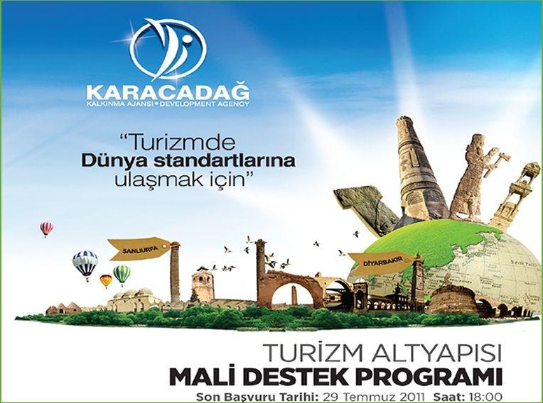 2011 Yılı Turizm Altyapısı Mali Destek Programı Başvuruları Sona Erdi