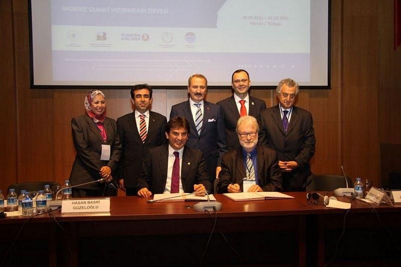 Şanlıurfa Ydo, Akdeniz Sanayi Yatırımları Zirvesi'nde Stant Açtı
