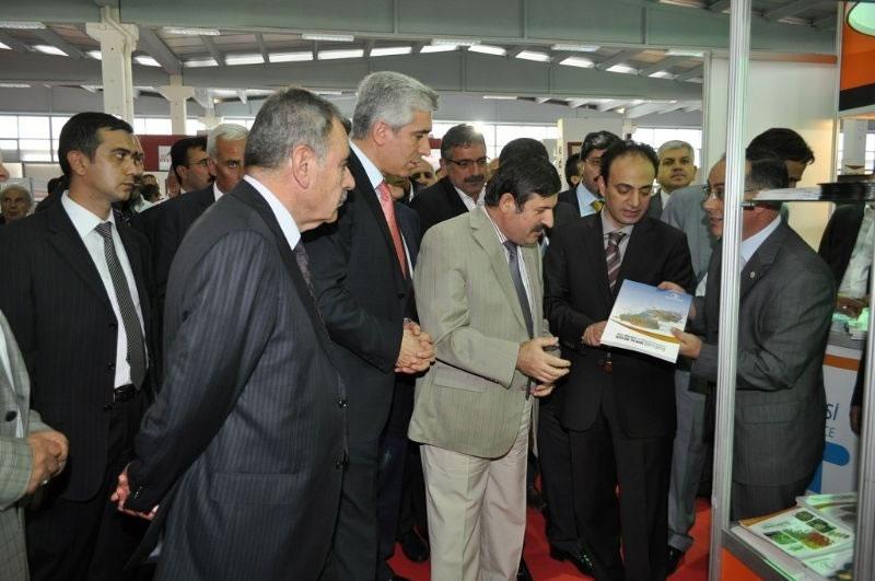Diyarbakır'da İki Fuar Birden Açıldı