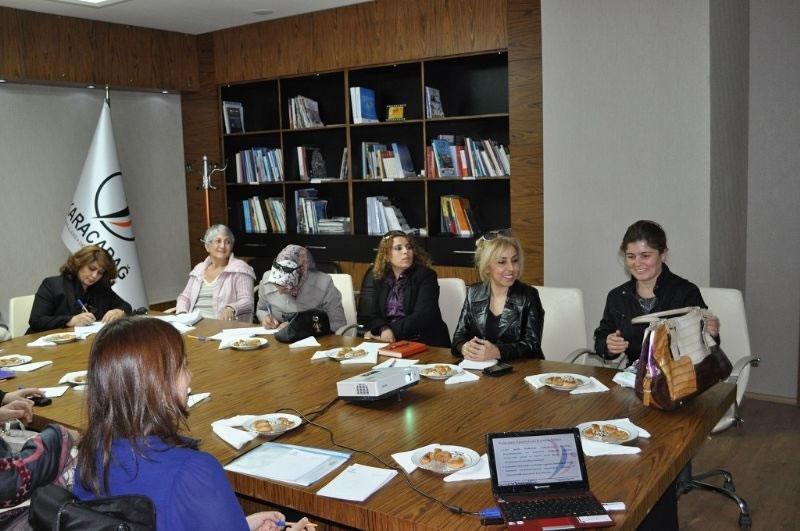 Ajans'tan Kadın Stk'lara ' Gelin Proje Hazırlayın ' Çağrısı