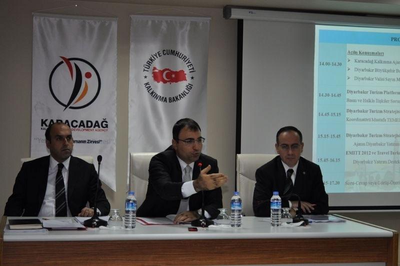 Vali Toprak: Diyarbakır'ın Değerlerini Dünyaya Tanıtmalıyız