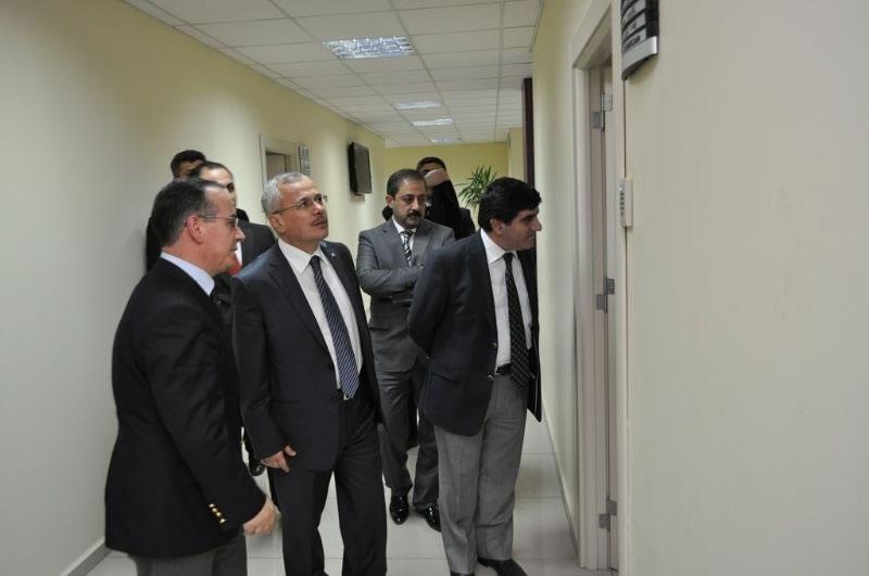 Bakan Yardımcısı Mehmet Ceylan'dan Ajansımıza Ziyaret