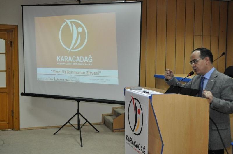 Şanlıurfa'da Hibe Almaya Hak Kazananlara ' Proje Uygulama Eğitimi