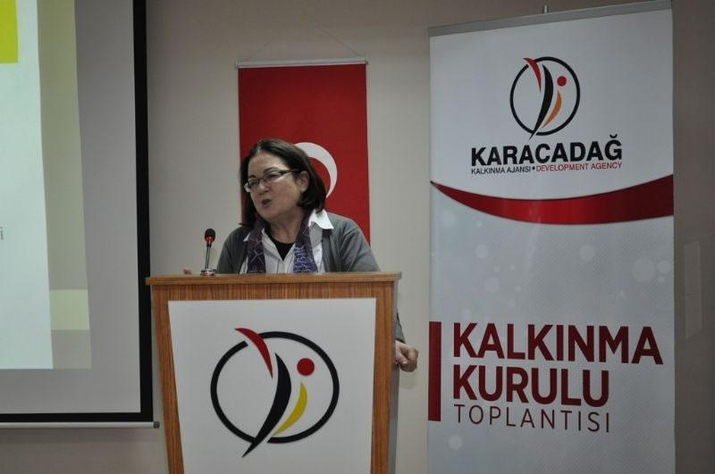"""Bölgemizin  ' Ortak Akıl Platformu"""" Kalkınma Kurulu Toplandı"""