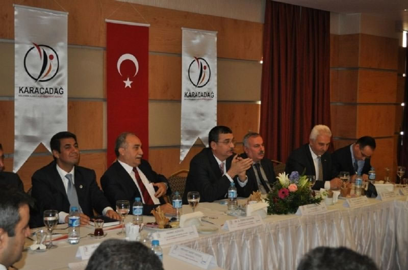 Şanlıurfa'nın Sorunlarına Kamu-sivil Toplum Kuruluşları Ortak Çözüm Arıyor