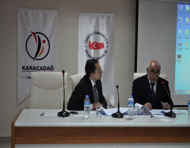 Diyarbakır'daki 412 Proje Masaya Yatırıldı