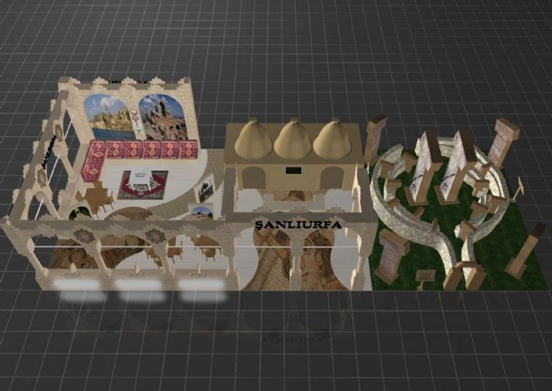Şanlıurfa Emıtt'de Yenilikçi Standı ile Boy Gösterecek