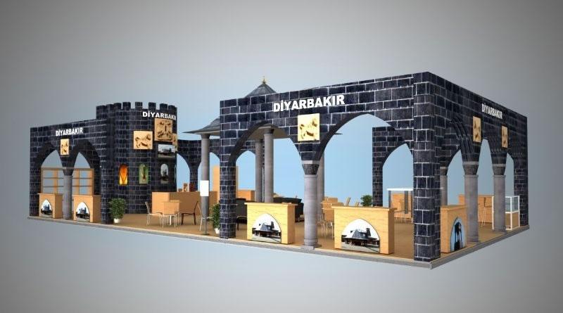 Diyarbakır, 150 Bin Kişinin Ziyaret Edeceği Emıtt Fuar'ında