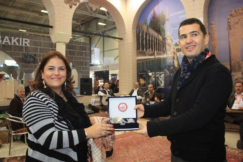 Şanlıurfa'ya, Emıtt'te Yöresini En İyi Tanıtan İl Ödülü
