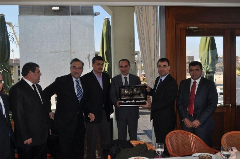 İspanyol Yatırımcılardan, Diyarbakır ve Şanlıurfa'ya Yoğun İlgi