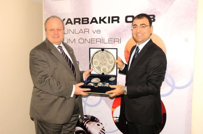 Diyarbakır Osb Sorunları ve Çözüm Önerileri Çalıştayı