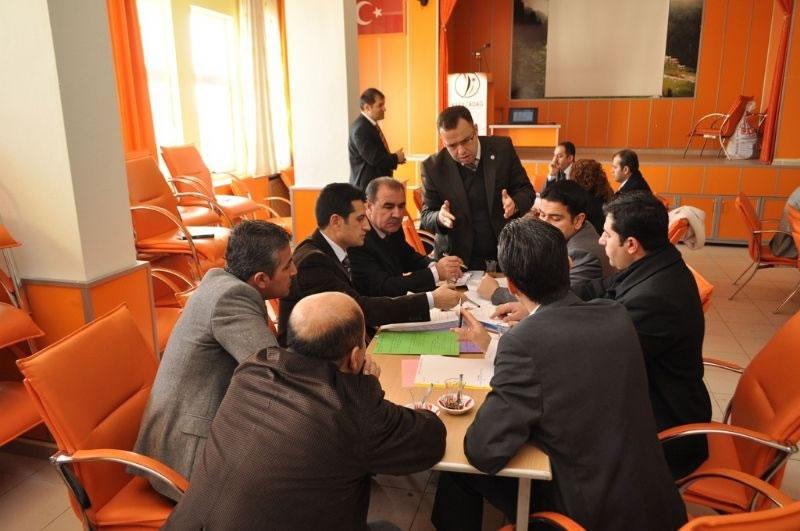 Ajans'tan Bismil'deki Kamu Çalışanlarına Proje Hazırlama Eğitimi