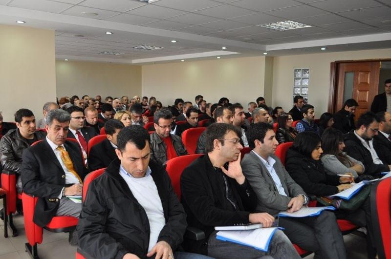 Diyarbakırlı Serbest Muhasebeci Mali Müşavirlere Eğitim Semineri
