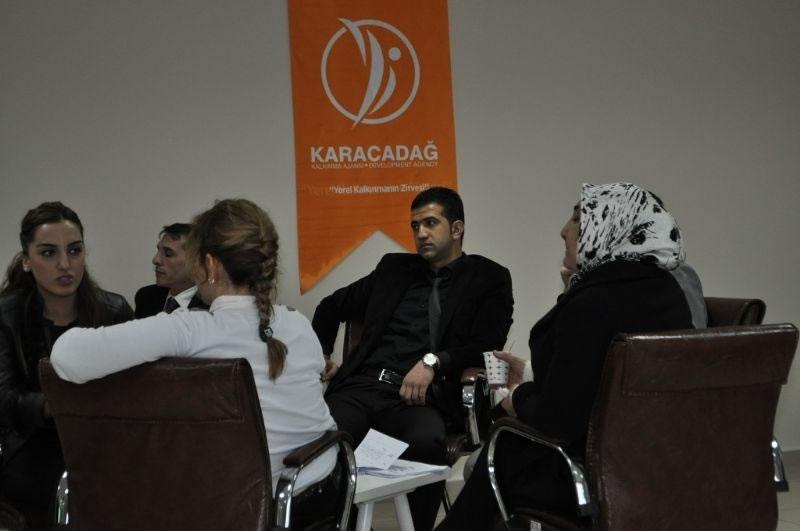 Yenişehir'deki Kamu Çalışanlarına Proje Hazırlama Eğitimi