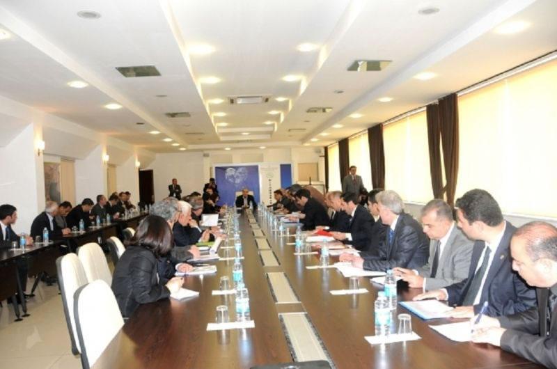 Bakan Eker Başkanlığında Diyarbakır'daki Yatırımlar Ele Alındı