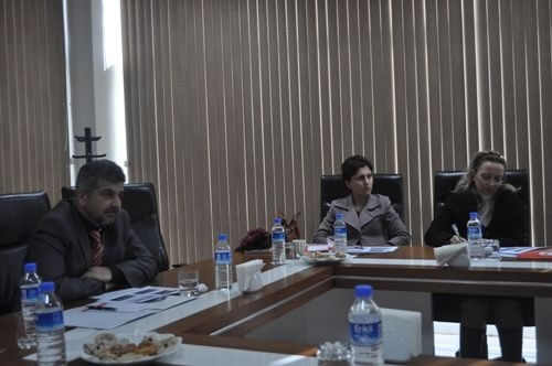 Diyarbakır Ticaret ve Lojistik Çalıştayı