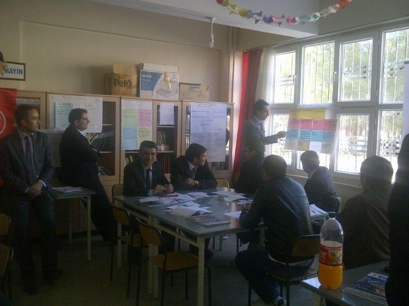 Hilvan'daki Kamu Çalışanlarına Proje Hazırlama Eğitimi