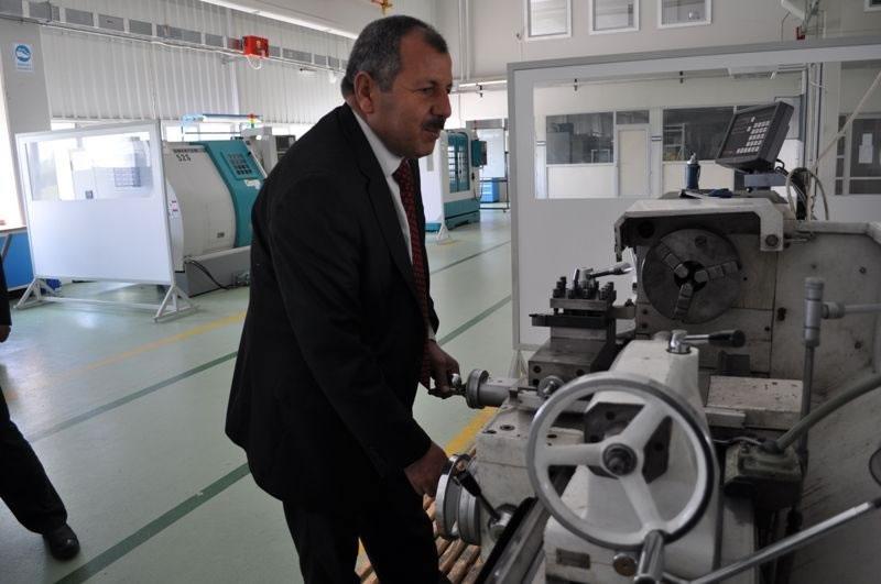 Şanlıurfa'nın Nitelilik İş Gücü İçin Bursa ' Mercek Altında'
