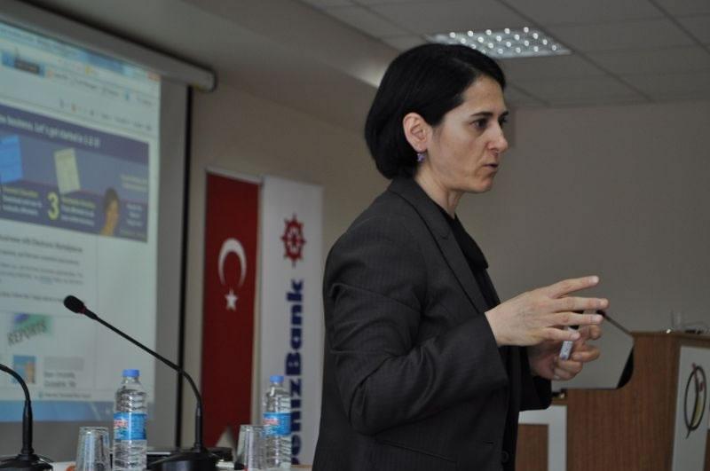 Karacadağ Kalkınma Ajansı'ndan Kobi'lere İhracat Eğitimi