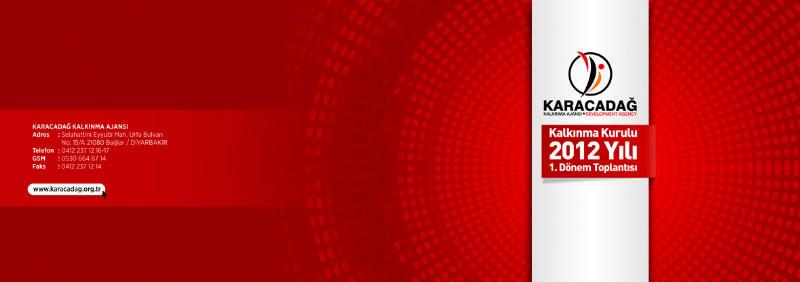 Kalkınma Kurulu 31 Mayıs 2012'de Şanlıurfa'da Toplanıyor