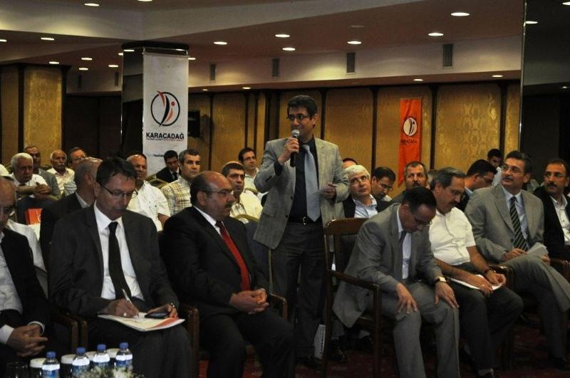 Ajansımızın Kalkınma Kurulu Şanlıurfa'da Toplandı