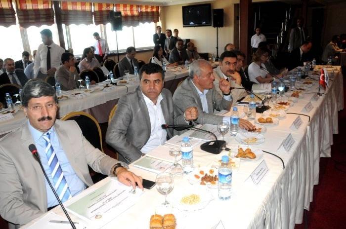 Gap Eylem Planı Revizyon Toplantısı Diyarbakır'da Gerçekleştirildi