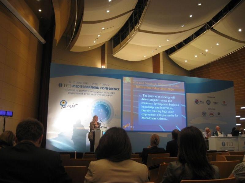 Karacadağ Kalkınma Ajansı, Tcı Network Akdeniz Konferansı'nda